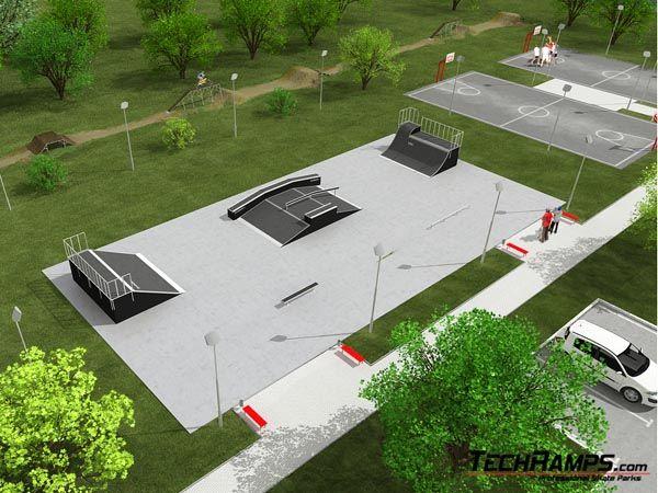 Sample skatepark no 060708