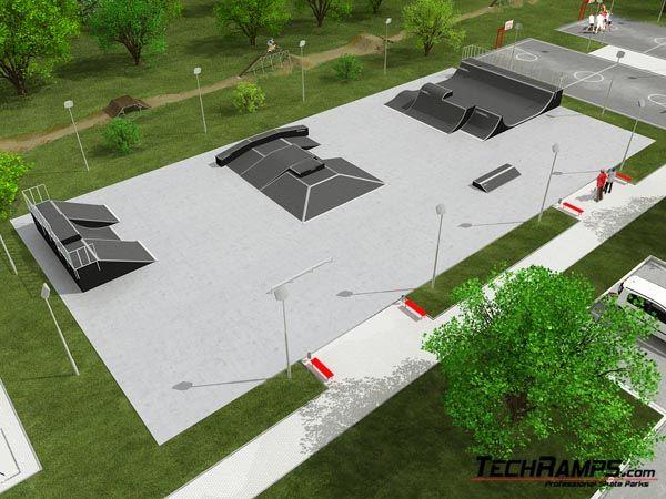 Sample skatepark no 230608