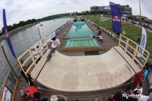 Skate-boat Contest - Kraków - 11