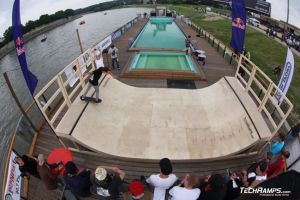 Skate-boat Contest - Kraków - 12