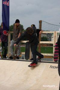 Skate-boat Contest - Kraków - 2
