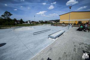 skate Milowka skateparki betonowe