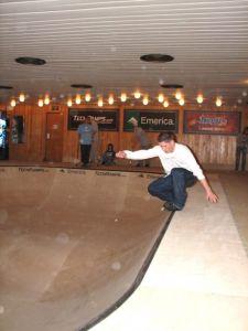 Skate Pool Techramps
