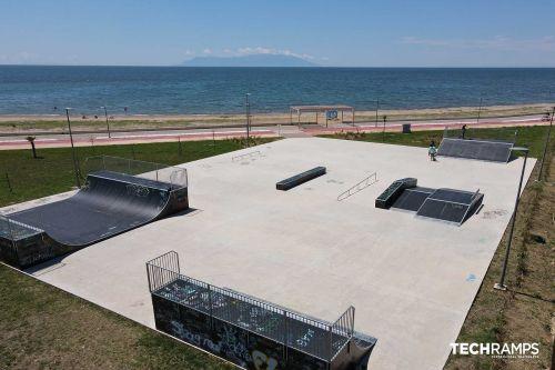 Skatepark Alexandroupolis (Hellas)