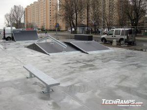 Skatepark Bemowo Warszawa