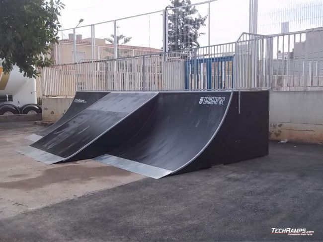 Skatepark Betxi (Spain)