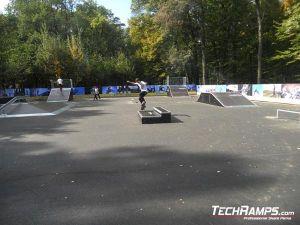 Skatepark Bucza Ukraina
