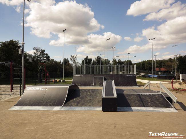 Skatepark Budapeszt