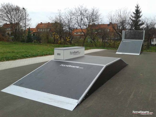 Skatepark Bystrzyca Klodzka