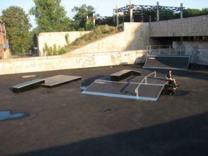 Skatepark Charkow (Ukraina) - 1