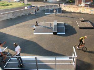 Skatepark Charkow (Ukraina) - 2