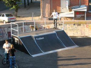 Skatepark Charkow (Ukraina) - 4
