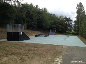 skatepark Chianciano Terme Włochy 1