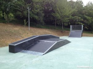 skatepark Chianciano Terme Włochy 2