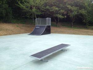 skatepark Chianciano Terme Włochy 3