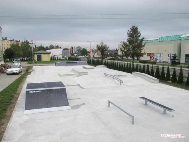 Skatepark Dabrowa Tarnowska