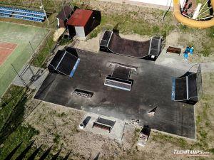 Skatepark Elements Głogów Małopolski