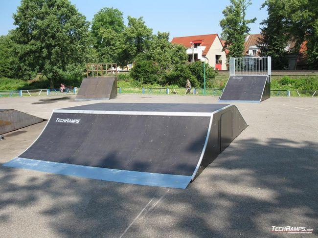 Skatepark Gizycko