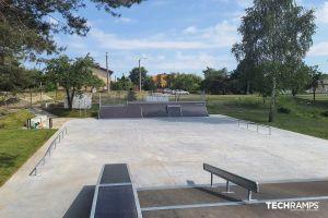 Skatepark Gniezno