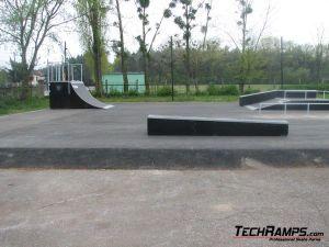 Skatepark Golub-Dobrzyń - 2
