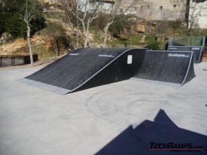 Skatepark Hiszpania Alcora
