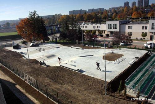 Skatepark in Bedzin