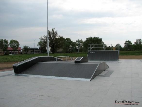 Skatepark in Bieruń