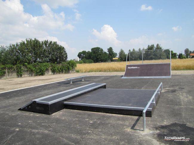 Skatepark in Blaszki