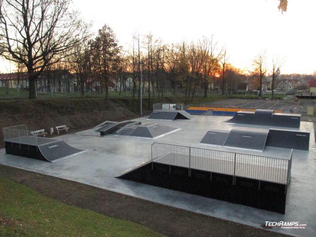 Skatepark in Bogatynia