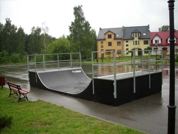 Skatepark in Bukowno