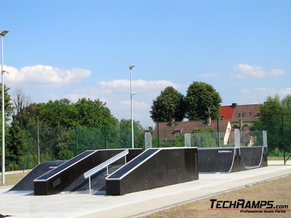 Skatepark in Chalupki