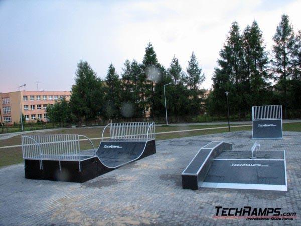 Skatepark in Czechowice-Dziedzice