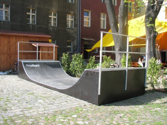 Skatepark in Gliwice
