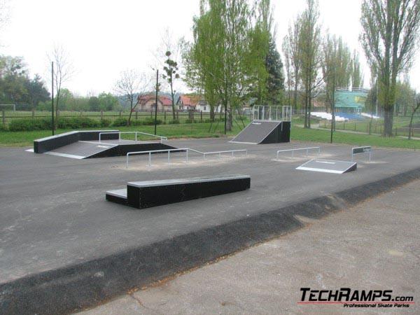 Skatepark in Golub-Dobrzyń