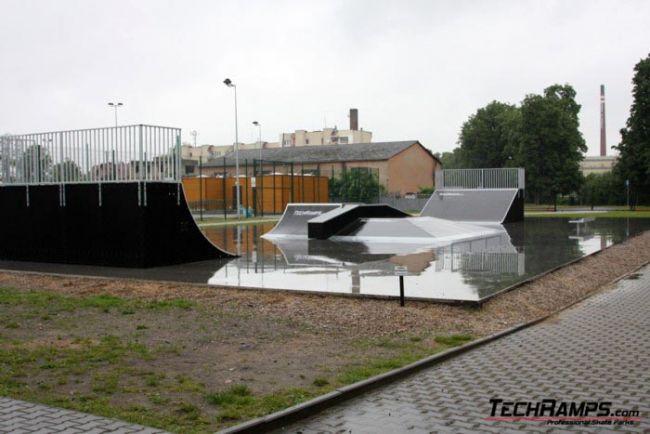 Skatepark in Gora
