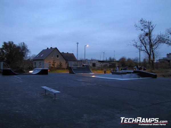 Skatepark in Kcynia