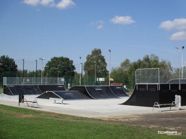 Skatepark in Kety