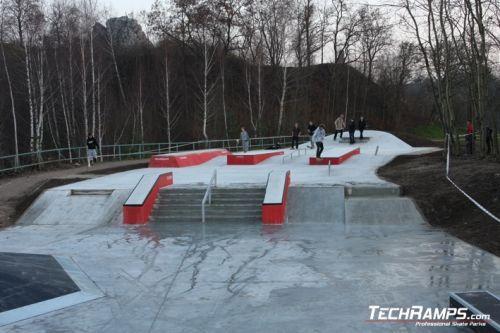Skatepark in Kielce