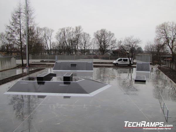 Skatepark in Kolobrzeg