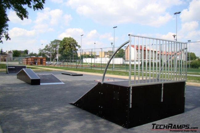 Skatepark in Konskie