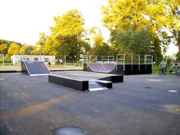 Skatepark in Lębork