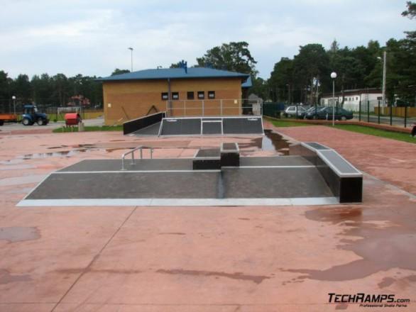 Skatepark in Niechorze