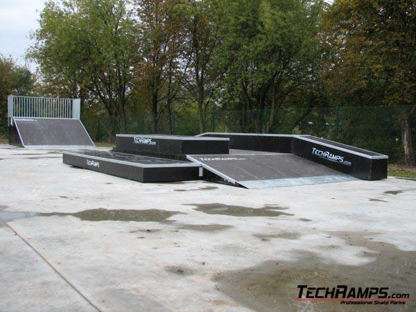 Skatepark in Oborniki
