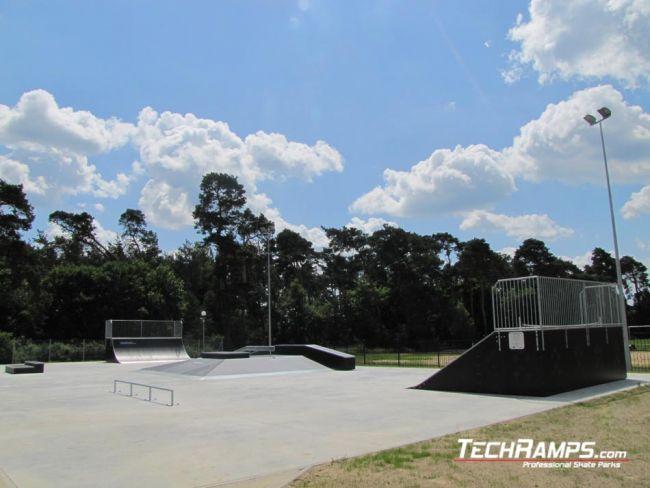 Skatepark in Piaski
