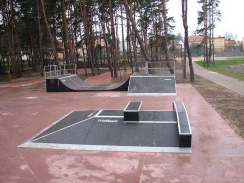 Skatepark in Pobierowo