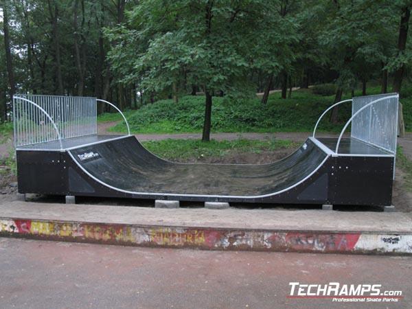Skatepark in Rybnik