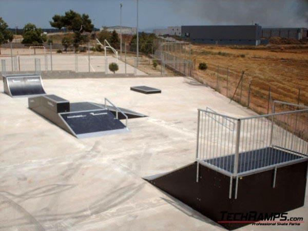 Skatepark in Santpedor