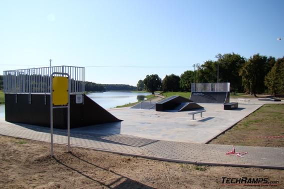 Skatepark in Skierniewice