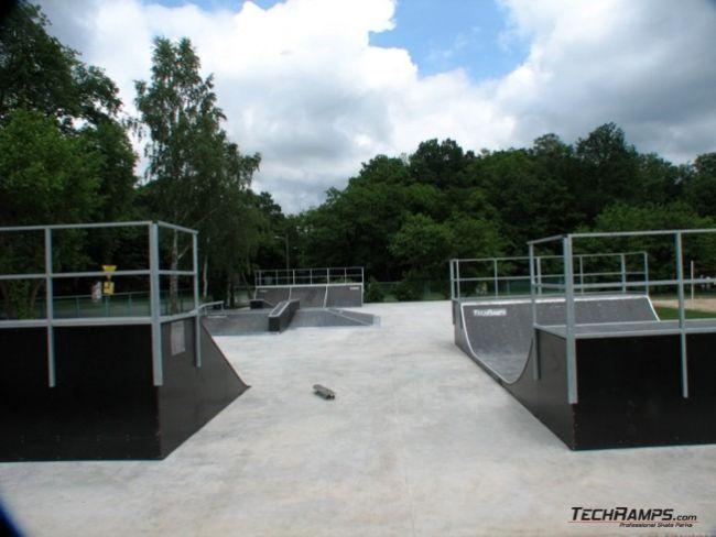 Skatepark in Skwierzyna