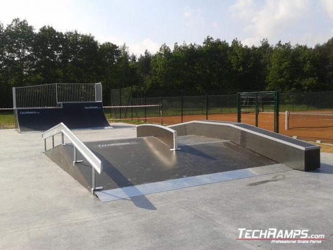 Skatepark in Srem
